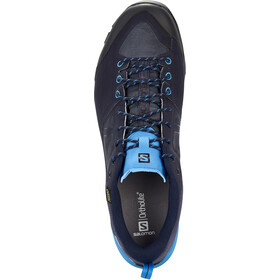 Salomon X Alp SPRY GTX Shoes Herren night sky/graphite/indigo bunting